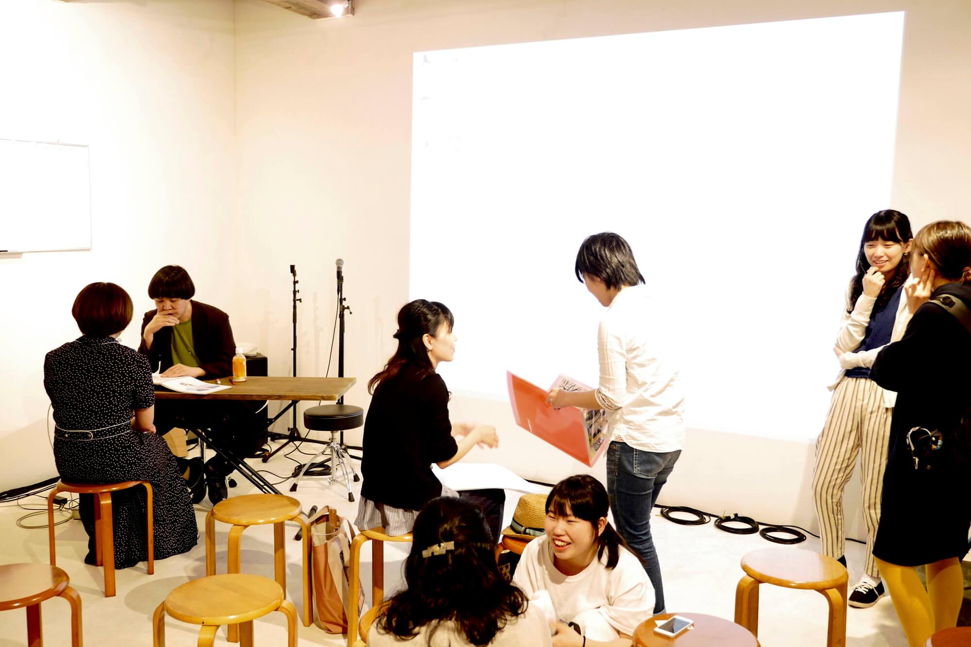 Terminal対談 : 中村佑介のイラスト教室 その3